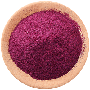 Purple sweet potato powder supplier