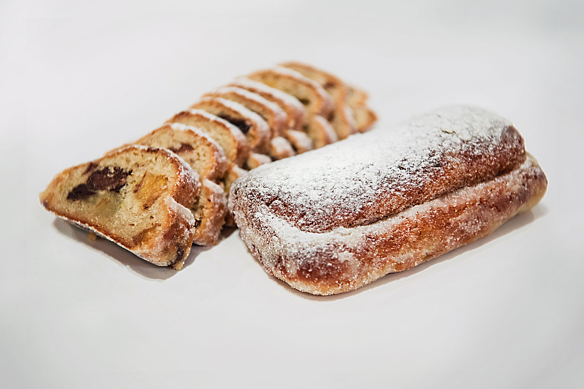 Delicious Xmas Stollen Bread - Awesome treat!